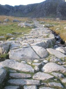 Llwybr Cwm Idwal